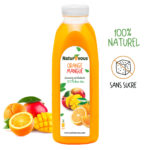jus orange mangue 25cl Naturévous